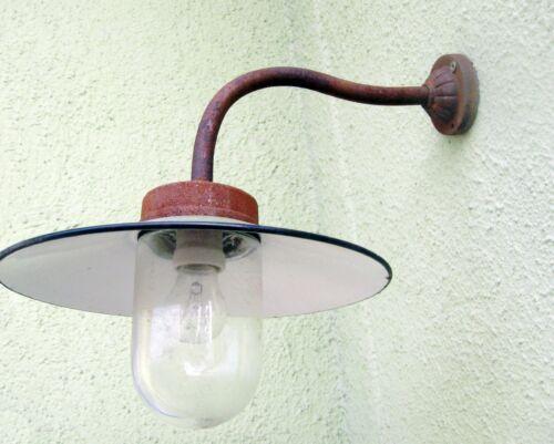 Lampe de jardin extérieur Hoflampe lampe murale éclairage modèle Inzell rouillé