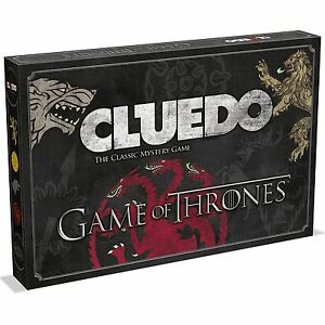 Game of Thrones Cluedo 5036905027410