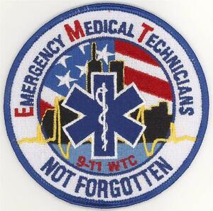 91101-EMT-EMS-Emergency-Medical-Technician-Not-Forgotten-Patch