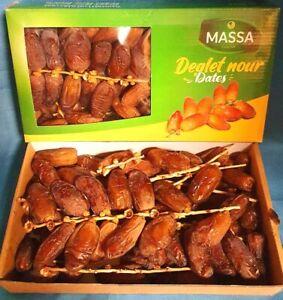 900 G datteri con picciolo Deglet Nour dalla Tunisia palme frutto dattel vegetariano