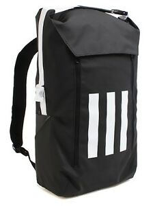 14ffd0fe4f29 Adidas Athletic ID Backpack Bags Sports Black School Casual Running ...