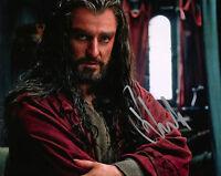 Richard Armitage Genuine Hand Signed 10X8 Photo The Hobbit (5637)