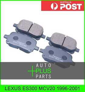 Fits-LEXUS-ES300-MCV20-Pad-Kit-Disc-Brake-Front
