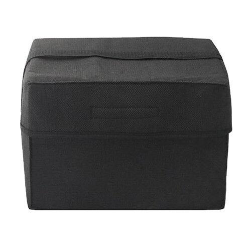 Funda de batería batería bolso bolsa térmica 45-65 ah batería protección 25x20x18 cm