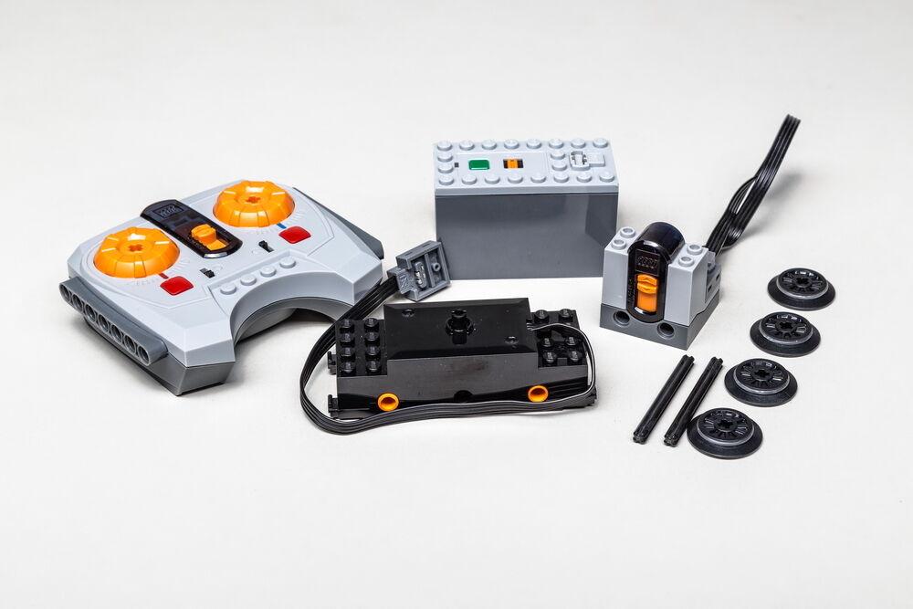 Lego City Ferroviaire locomotive LEGO technic moteur Set (v2) 60051 60051 60051 60052 7939 011350