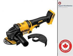 New-DeWalt-DCD414B-60V-Max-Bare-Tool-Flexvolt-Grinder-with-Kickback-Brake