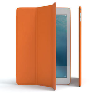 smart case f r apple ipad pro 12 9 2015 schutz h lle cover tasche orange ebay. Black Bedroom Furniture Sets. Home Design Ideas