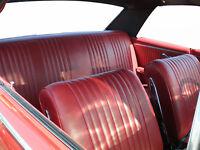 1964 Chevelle Hardtop Deluxe Bucket Seat Interior Kit Black