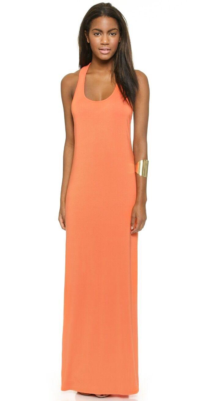 NWT Rachel Pally Maxi Dress Größe Medium M Med NEW