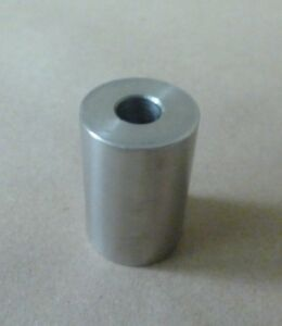 """1//2/"""" ID X 1/"""" OD X 1/"""" TALL STAINLESS STEEL STANDOFF SPACER BUSHING"""