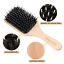 Hair-Brush-Sosoon-Boar-Bristle-Paddle-Hairbrush-for-Long-Thick-Curly-Wavy-amp thumbnail 2