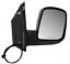 Side-mirror-for-GMC-Express-Savana-Power-03-07-door-mirror-Passenger-side miniature 2
