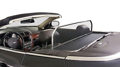 Wind Deflector XK XKR Model 150 in tan color fit from year 2006