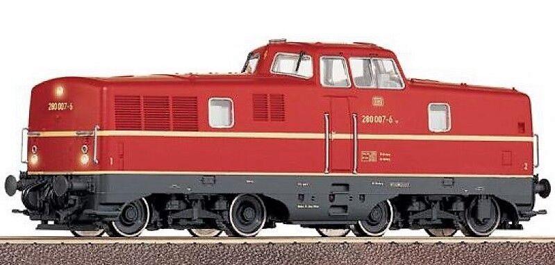 ROCO 69382 - Diesel Lokomotive BR 280 007-6 DB Epoche IV WS mit Dekoder H0