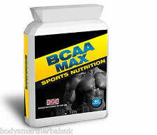 90 BCAA MAX Branched-Chain Amino Acids Capsules Body Building