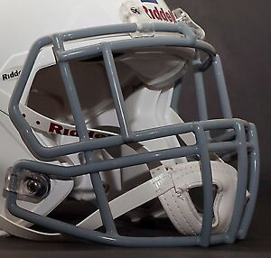 INDIANAPOLIS COLTS Riddell Speed S2EG-II-SP Football Helmet Facemask (GRAY)