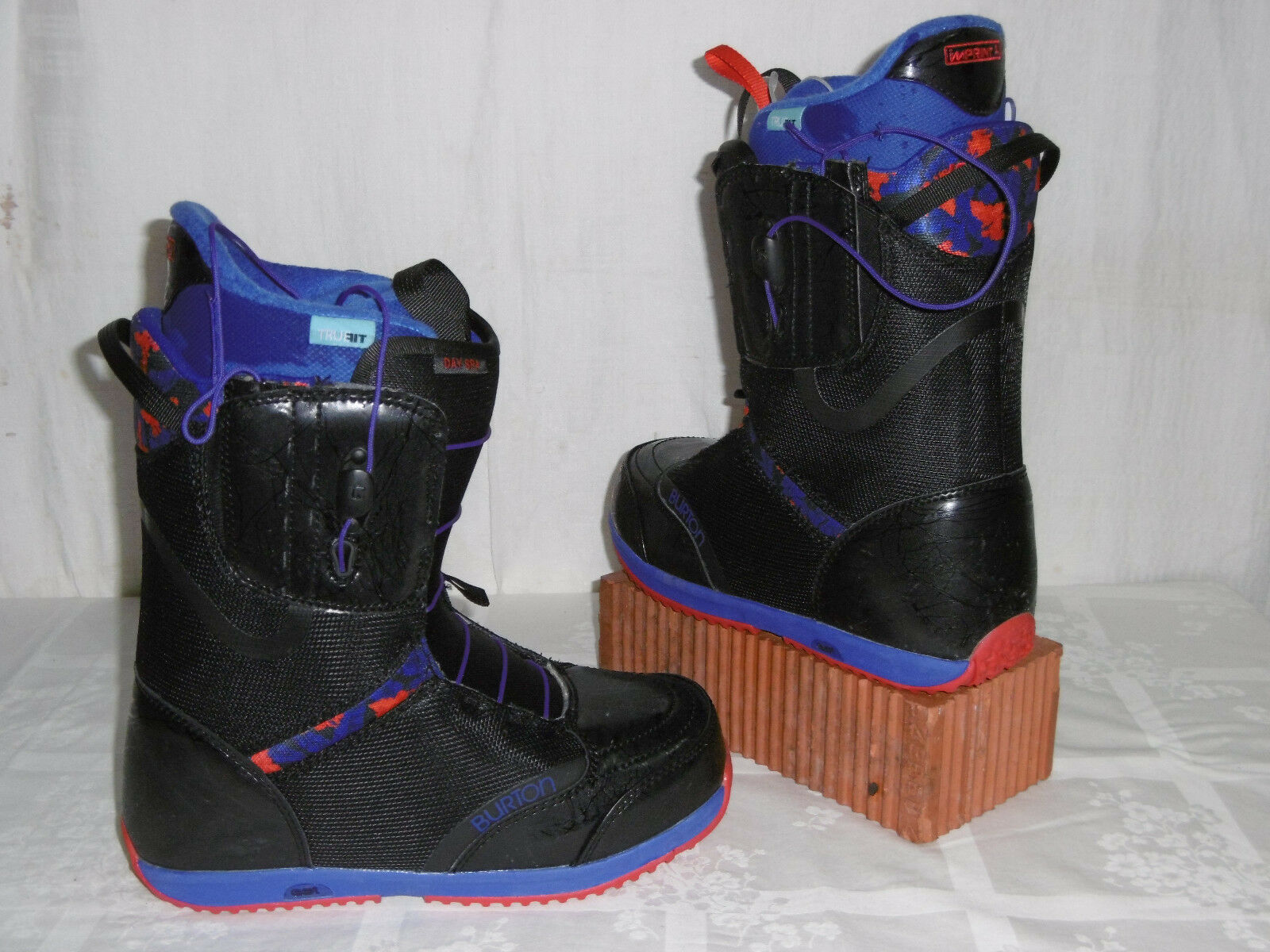 BURTON   DAY SPA   TOP DAMEN SNOWBOARD Stiefel GR.  38