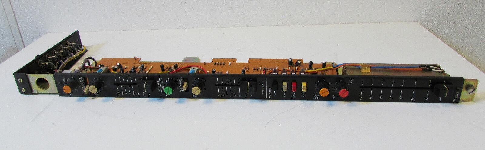 Teac Model 15 Buss master module   group module, shopstock
