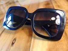 c88a7c49b33 Genuine Gucci Gg0083s 001 Black Gradient Lenses 55mm Sunglasses. for ...
