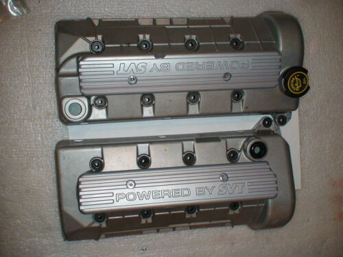 03-04 Mustang Mach 1 4.6 dohc 4V ford Racing SVT ignition coil COP covers