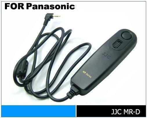 Livraison Rapide Déclencheur à Distance Jjc Mr-d Pour Panasonic Lumix, Remplace Dmw Rs1, Rsl-1, Leica Cr-d1