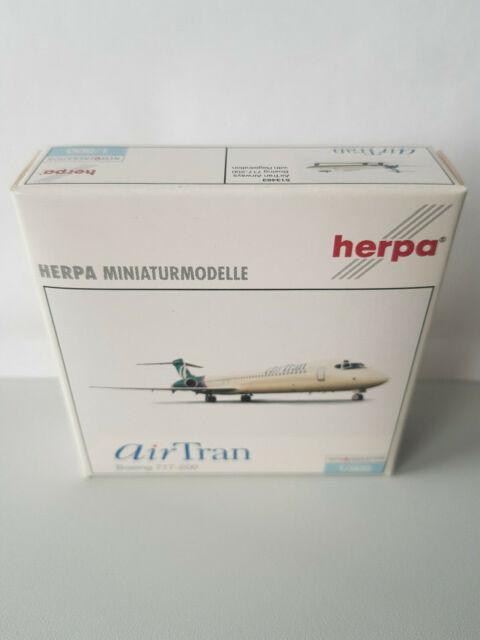 1:500 Herpa Wings 513463 AirTran Airways Boeing 717-200 N956AT, NEU&OVP, Rarität