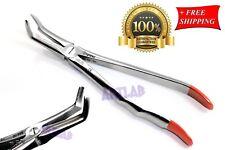 Premium German Dental Extracting Forceps 846 Root Tip Tc Beak Serrated Surgical