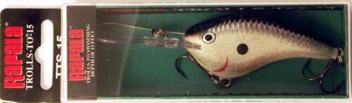 NIB Rapala Trolls-To-Shad TTS15 S  Bass Pike MuskyTrout Trolling Casting Lures