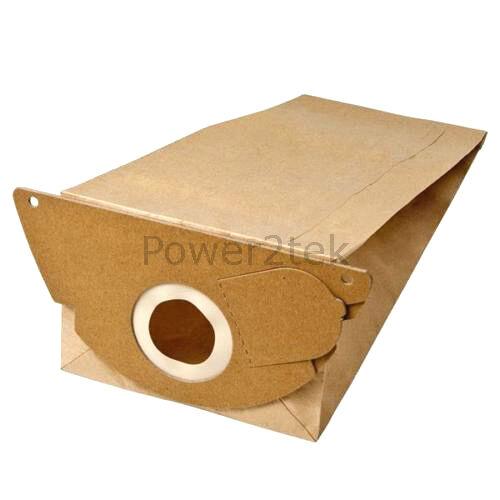15 x 20 poussière sacs pour karcher 1.629-557.0 1.629-558.0 6.904-322 aspirateur