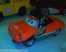 Disney Pixar Cars Francesco's Crew Chief  V5119 Maßstab 1:55 Metall