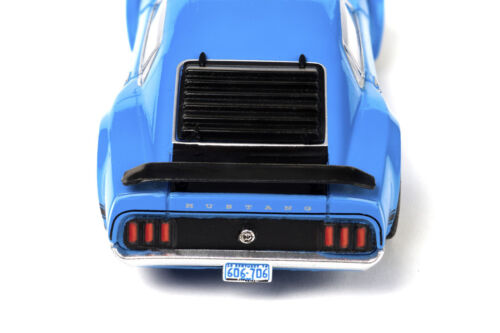 Mega G Ho slot car AFX22026 AFX 22026 Ford Mustang Boss 302 Blue MegeG