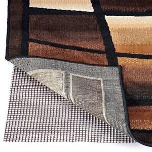 Area Rug Pad 2x4 2x3 Non Skid Slip Underlay Nonslip Pads Non Slip For Door Mat