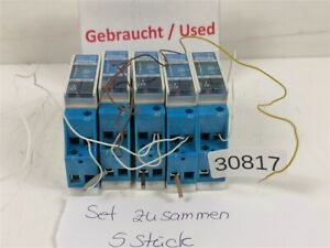 5x-ELTAKO-R12-100-Schaltrelais-relais-R12100