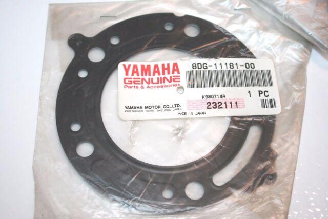 Cyl Yamaha Snowmobile Gasket Head 1