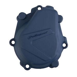 NEW Polisport Ignition Cover Protectors Blue Husqvarna FC 250 350 2016-2017