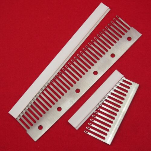 5.0mm 16 36 Deckerkämme transfer comb deckercombs knitting machine Pfaff Passap