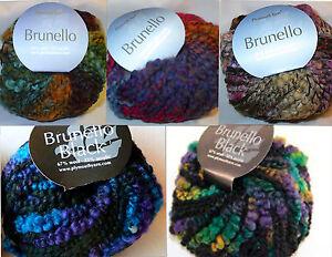 Plymouth-Yarn-Brunello-Wool-Blend-Super-Bulky-Yarn-Loom-Knit-Crochet