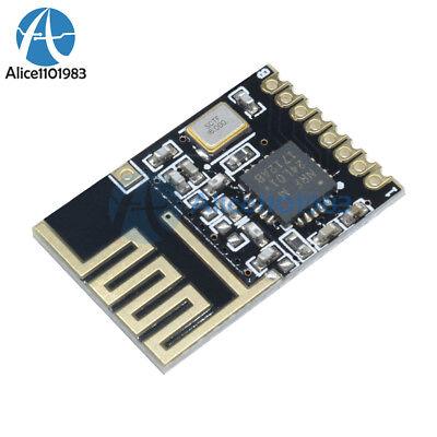 5PCS Mini NRF24L01 SMD 1.27 mm sans fil émetteur-récepteur Module Petite Taille Arduino
