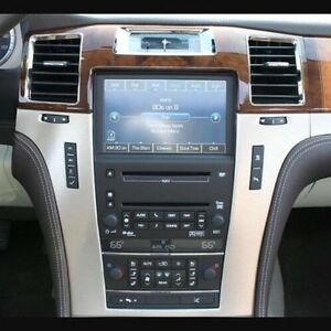 Cadillac Escalade Esv For Sale >> 2007 Cadillac Escalade EXT ESV Climate Control & Radio Worn Button Repair Decals | eBay