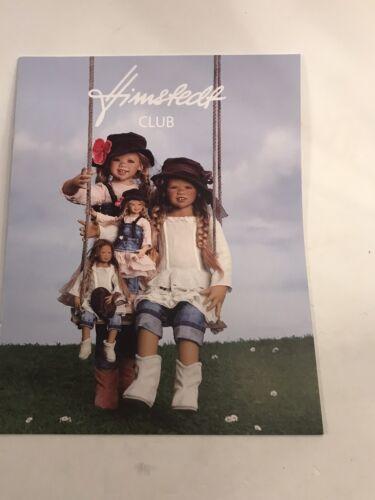 Annette Himstedt catalogo 2007 Club Bambola