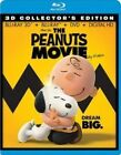 The Peanuts Movie - Blu-ray 3d Region 1