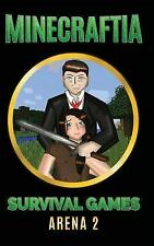 Minecraft Hunger Games Book: Minecraftia: Survival Games Arena 2 : The Cold...