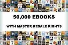 50000+ eBooks Package Collection  |  Pdf Format   |   With Master Resell Rights