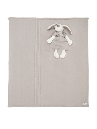 BEST PRICES OVER STOCKS Knitted Baby Blanket