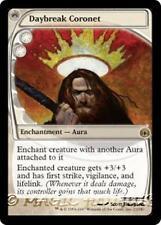 DAYBREAK CORONET Future Sight MTG White Enchantment — Aura RARE