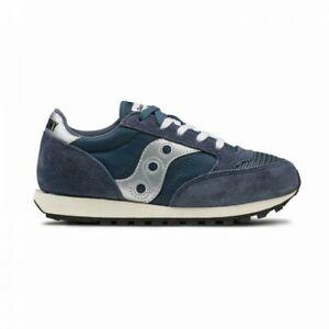 Scarpe-da-Ginnastica-Saucony-Jazz-O-Vintage-Sneakers-Uomo-Donna-Navy-SY59168