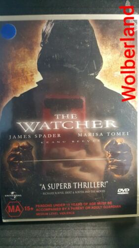 1 of 1 - The Watcher [ DVD ] BRAND NEW & SEALED, Region 4, FREE Next Day Post...9590