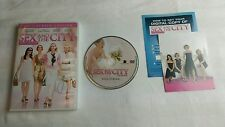 Sex and the City - The Movie (DVD, 2008, Full Frame) free US shipping