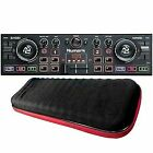 Numark Dj2go2 Portable Pocket DJ Controller W/ Serato Intro Software Case