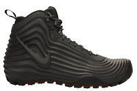 New Nike Men's ACG Lunardome 1 Sneakerboot  (654867-090)  Black/Dark Grey